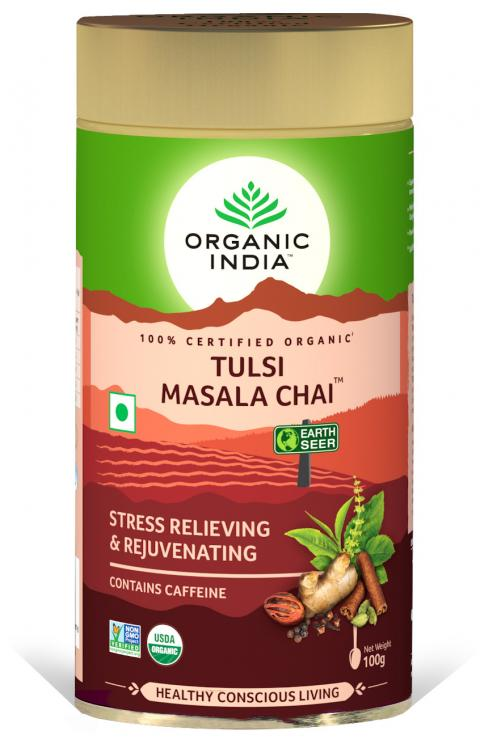 Masala Chai Tin Can