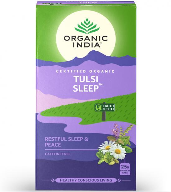 Tulsi Sleep Tea Box