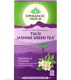 Tulsi jasmin grønn té
