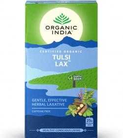 Tulsi Lax tea box