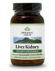Liver Kidney Herbal Supplement