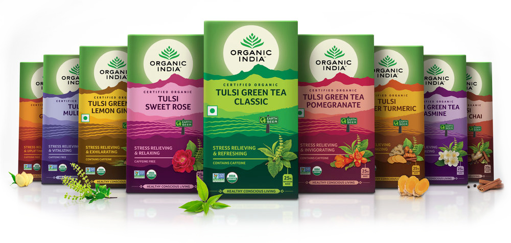 tulsi tea collection